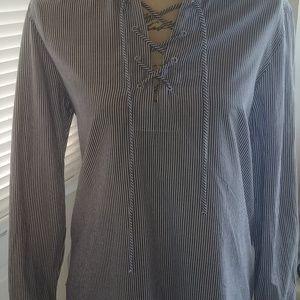Long sleeve Gap blouse